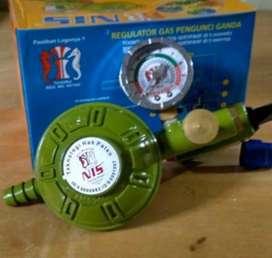 AB Regulator kompor gas tekanan rendah
