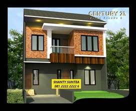 Dijual Rumah Indent dekat RSPI di Discovery Bintaro. 3217-SC