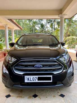 Ford Ecosport 2019 Diesel Well Maintained