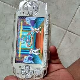 PSP 2000 mulus memori 16 GB full game