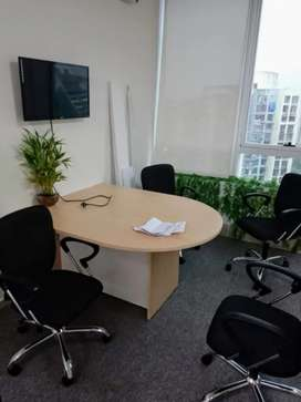 Furnished office on rent in Belapur