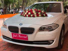 New wedding cars for rent all types of cars with all colour