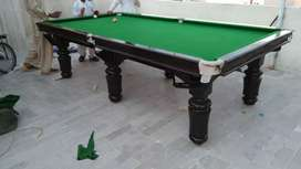 Snooker table 5×10