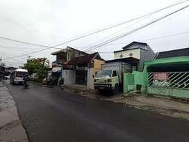 Rumah di jalan utama Tino Sidin bagus untuk usaha/kantor