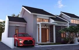 BARU!! Rumah Cantik Tipe 80 dkt Kars Tubing Sedayu, 450jtan. JP3830