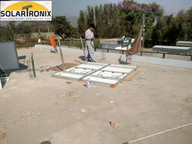 3.2kw System for Petrol pump