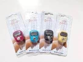 Tasbih digital alat dzikir alat hitung finger counter dzikir shalawat