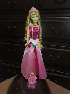 Boneka Barbie Princess Disney