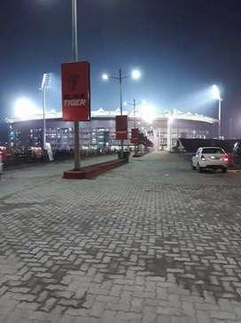 Lalganesh near Barshapara stadium