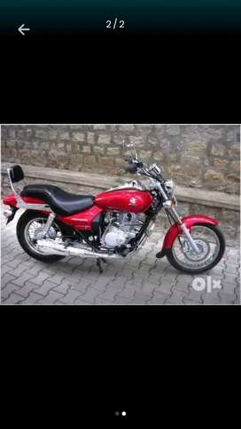 Red color 220 CC