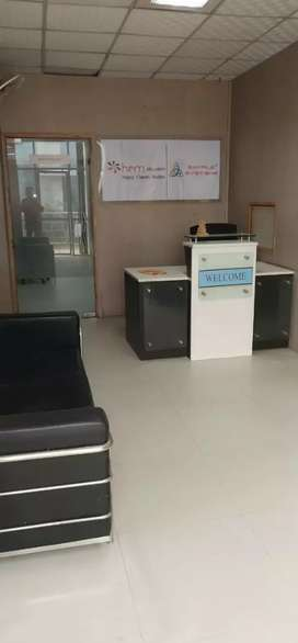 500,600,700, to 100,00, sqft fully furnished IT office space for in 63