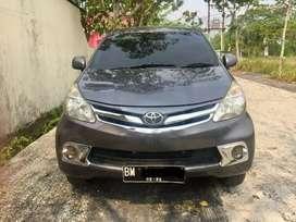 Toyota Avanza 2014 G manual pekanbaru