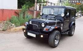 Mahindra Thar 2017 Diesel 28000 Km Driven