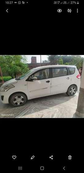 Maruti Suzuki Ertiga 2012 Diesel 78000 Km Driven