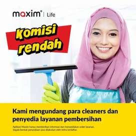 Mitra Kerja Therapist dan Cleaning Service