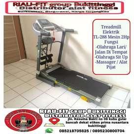 Treadmill terlaris elektrik 3fungsi, kami bisa cod