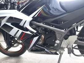 Kawasaki ninja rr 2015 limitid edition motor seperti baru