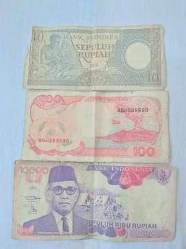 Uang kertas tahun 90an