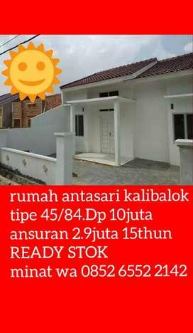 READY STOCK perumahan antasari kalialok