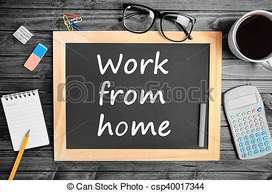 OnlineHomeBased GenuineWorkDaily Salary work at home with mobile andpc