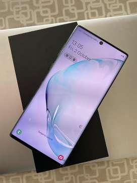 Samsung Galaxy Note 10 plus (12 gb,256 gb)