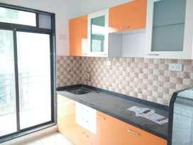 1bhk flat for rent moduler kitchen