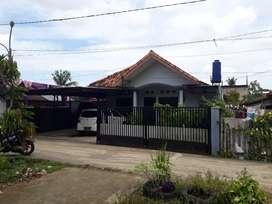 Dijual 2 Rumah bagus dan terawat dalam 1 Persil Murah Sultan Mansur