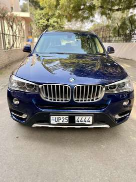 BMW X3 2011-2013 2.5si, 2015, Diesel