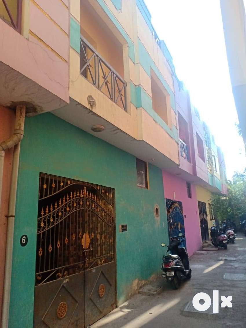 individual villa for sale in manali chennai