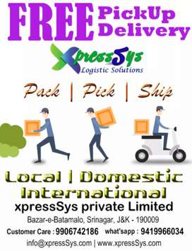 Courier Delivery person