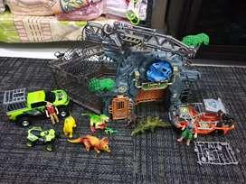 Miniatur Dino set super mantul