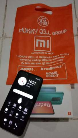 Hp Xiaomi Redmi Note 9