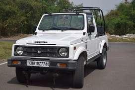 Maruti Suzuki Gypsy 2001 Petrol 2000 Km Driven