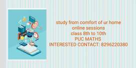 Expert Tutorial specialised maths classes
