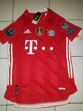 Jersey Bayern Munchen 2020 Lewandowski 9