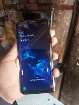 Galaxy s9 plus for sale