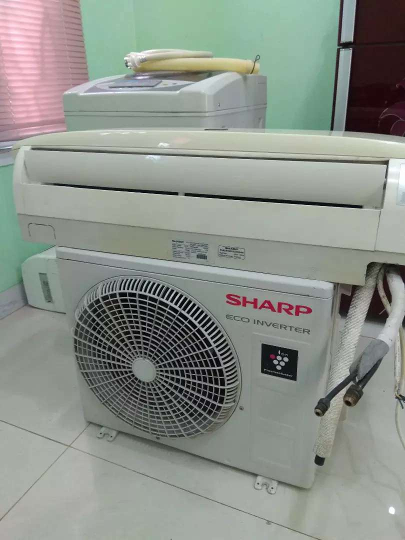 Sharp Eco Inverter 1/2 pk 0
