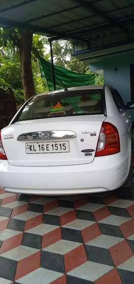 Verna 2008 Diesel Good Condition.urgent sale for money problom.160000