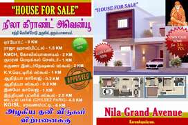 3 BHK INDIVIDUAL VILLAS FOR SALE