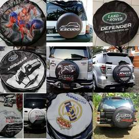 Ford Ecosport/Rush/Terios/Taft/Cover/Sarung Ban Spektakuler jeep halil