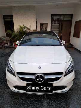Mercedes-Benz CLA 2018 Diesel Well Maintained