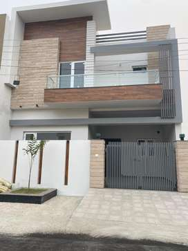 Newly Build Up house with 4 bedroom in gated society