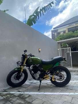 Scrambler Scorpio 225 tahun 2012