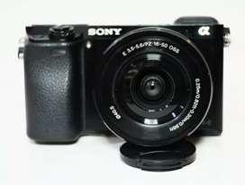 Kredit Kamera Sony A6000 Kit Proses 3 Menit Cair