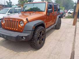 JEEP Wrangler 2.4 sport unlimited th.2011 asli cakep