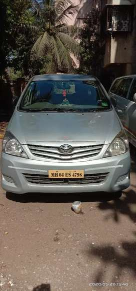 Rent a Innova car @13 rs per kmtr