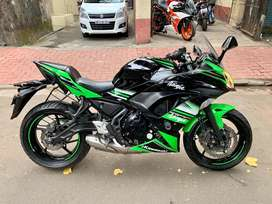KAWASAKI NINJA 650 krt 2017 model latest shape