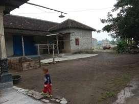 Dijual Gudang di manisrenggo dari jalan nasional 15m