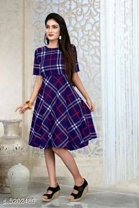Beautiful dress with free delivery