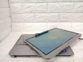 "LAPTOP Hp elitebook 2730p Core2duo/2-4/ssd120 12"" KOMPLIT"